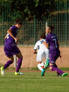 Semifinale di Coppa Italia Empoli Ladies - Fiorentina Women's  003 0003