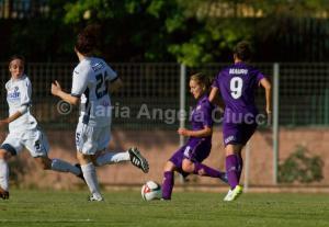 Semifinale di Coppa Italia Empoli Ladies - Fiorentina Women's  004 0004