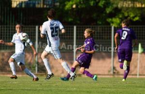 Semifinale di Coppa Italia Empoli Ladies - Fiorentina Women's  005 0005
