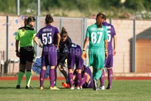 Semifinale di Coppa Italia Empoli Ladies - Fiorentina Women's  044 0044