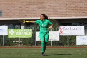Semifinale di Coppa Italia Empoli Ladies - Fiorentina Women's  118 0118