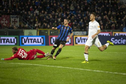 Michele Marconi autore dei 2 goal