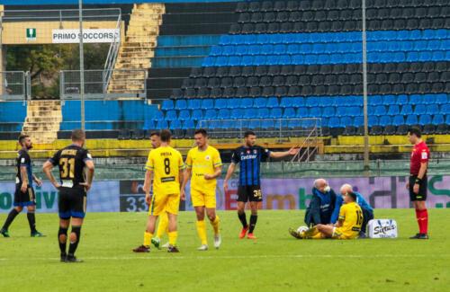 28-11-2020 Pisa Cittadella 1-4 Campionato Serie B20201128 0041