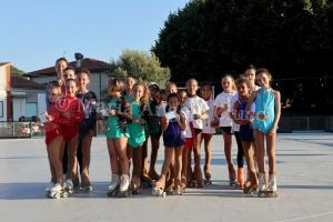 Torneo Uisp Pattinaggio presso Skating Village Orzignano