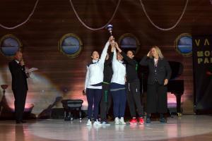 13.01.2018 Mandela Forum Pattinaggio Artistico Mondiale