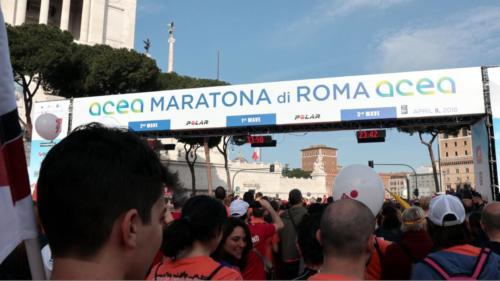 036 08.04.2018 Maratona di Roma 2018