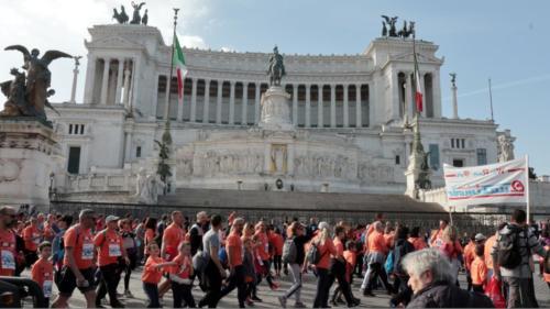 041 08.04.2018 Maratona di Roma 2018