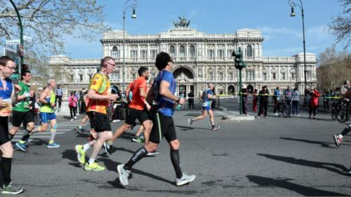 042 08.04.2018 Maratona di Roma 2018