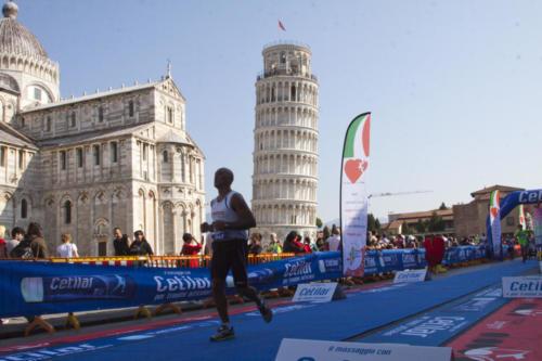Pisa half Marathon 2018 0025