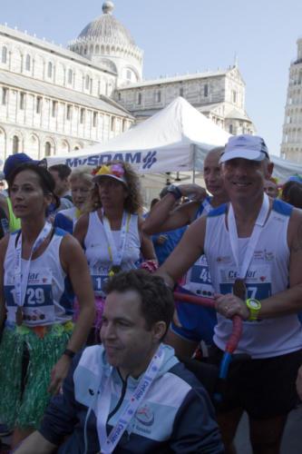 Pisa half Marathon 2018 0027