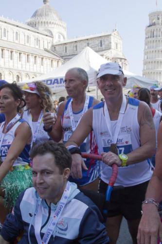 Pisa half Marathon 2018 0030