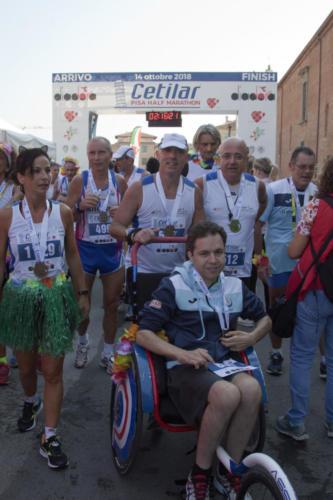 Pisa half Marathon 2018 0034