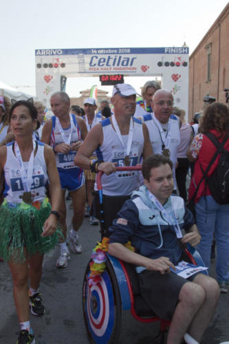 Pisa half Marathon 2018 0035