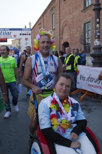 Pisa half Marathon 2018 0040